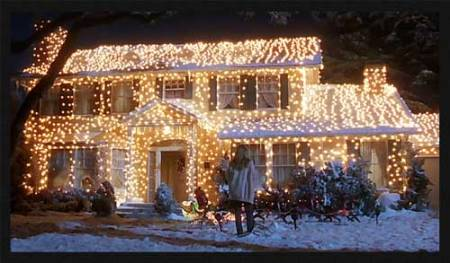 I love me some Christmas lights....but you can for sure go too far.