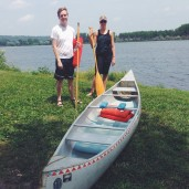 Teaching the Youths to Canoe